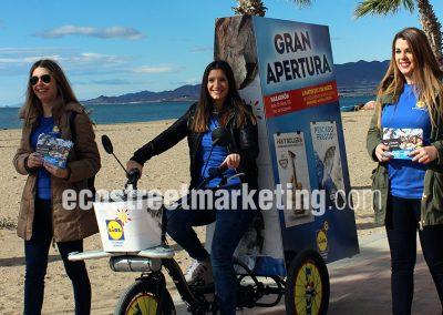 Personal cualificado para campañas publicidad