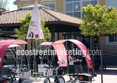 Street marketing eficaz y de confianza