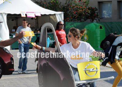 Campañas street marketing en Madrid